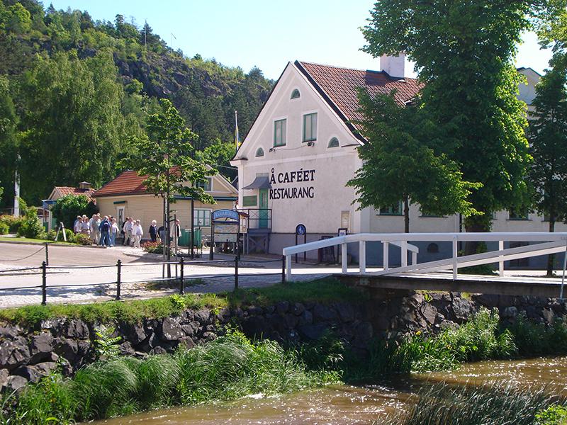 å cafeet söderköping